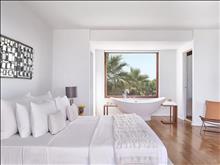 Amirandes Grecotel Exclusive Resort: Royal Villa Free sdanding Bath