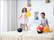 Amirandes Grecotel Exclusive Resort: Kids in rooms