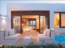 Amirandes Grecotel Exclusive Resort: Beach Villa Sea View