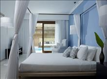 Lindian Village Hotel: ottoman-gardens-pool-suite-interior