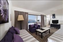 Minos Palace Hotel & Suites: Suite Upper Deck SV
