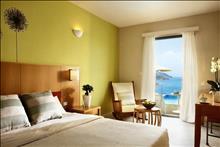 Elounda Blu Hotel: Double Room Sea View with Sharing Pool