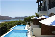 Elounda Blu Hotel: Junior Suite with individual Pool