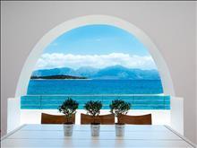Minos Beach Art Hotel: Three Bedroom Villa