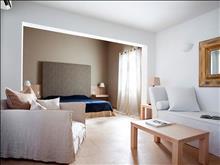 Minos Beach Art Hotel: Junior Suite