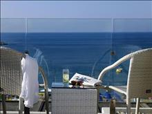 Kriti Beach Hotel: Sea View