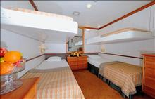 Celectyal Cruise Cristal 7 Nights: каюта ID 4 кровати