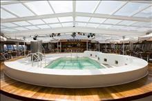 Celectyal Cruise Cristal 7 Nights: бассейн