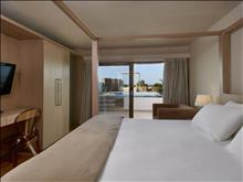 The Island Hotel: Private Pool Suite Bedroom