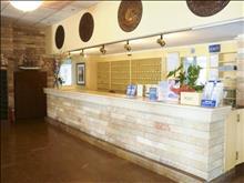 Elea Beach Hotel: Reception