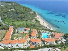 Aristoteles Beach Hotel : Aristoteles Beach Hotel airview