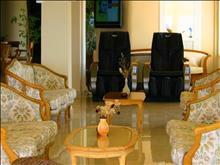Aristoteles Beach Hotel : Reception
