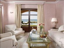 Aquila Rithymna Beach Hotel: Junior Suite Deluxe Bungalow